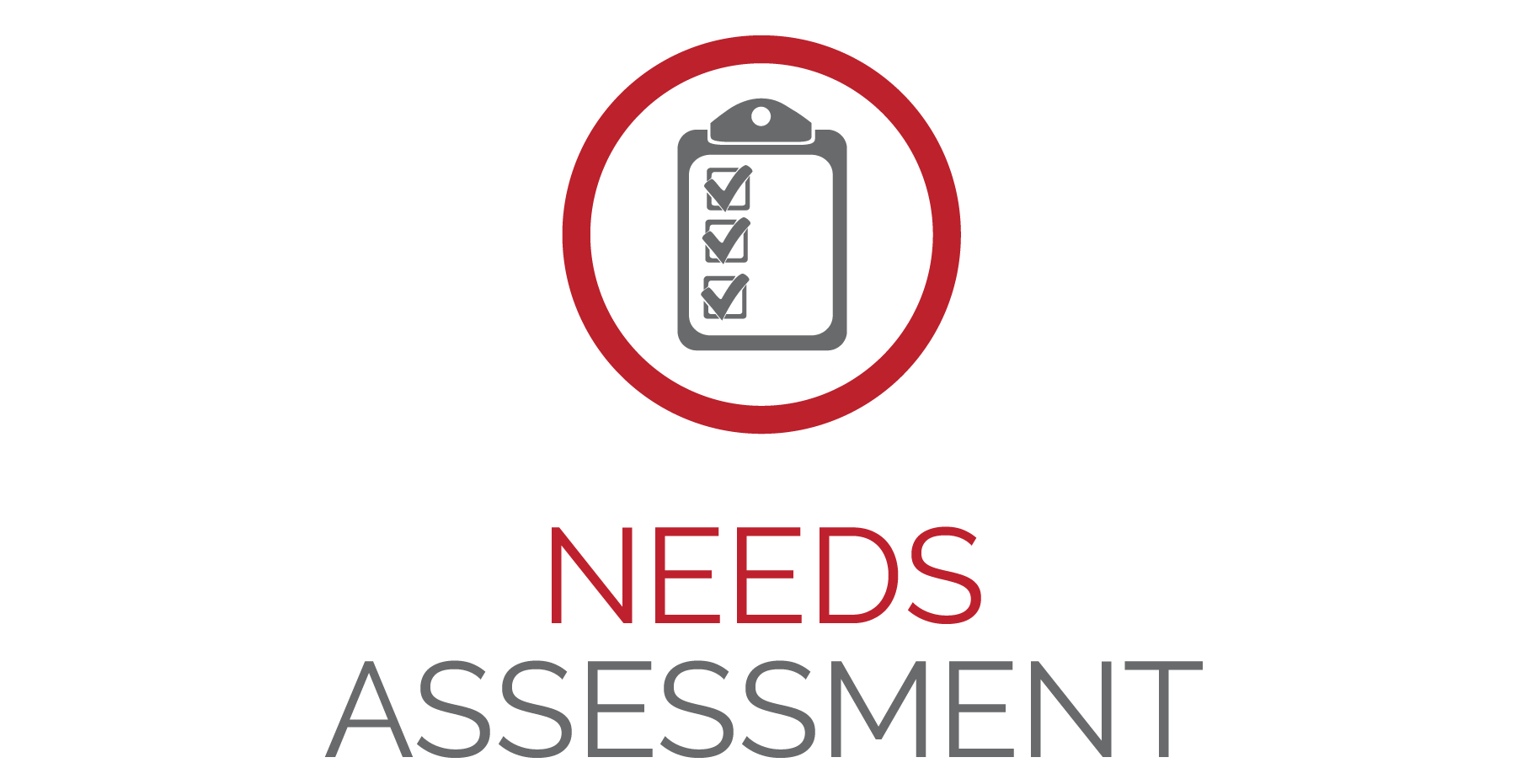 Services – Needs Assessment